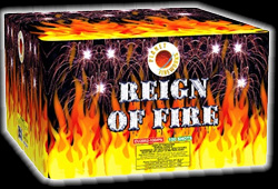 reign of fire single ignition barrage