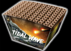tidal wave single ignition barrage