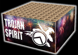 trojan spirit single ignition barrage